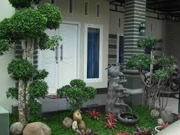 taman rumah minimalis 2
